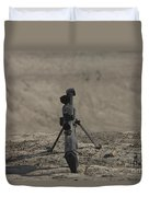 The Barrett M82a1 Sniper Rifle Duvet Cover