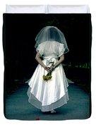 The Bride Duvet Cover