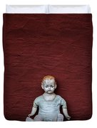 The Doll Duvet Cover