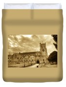 The Priory Duvet Cover