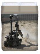 The Teodor Heavy-duty Bomb Disposal Duvet Cover