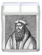 Thomas Cranmer (1489-1556) Duvet Cover