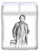 Thomas Darcy Mcgee Duvet Cover