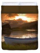 Upper Lake, Killarney National Park Duvet Cover