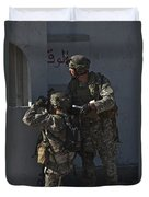 U.s. Air Force Joint Terminal Attack Duvet Cover