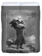 Victor Hugo, French Author Duvet Cover