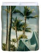 Wailea Beach Maui Hawaii Duvet Cover