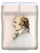 William Hyde Wollaston, English Chemist Duvet Cover