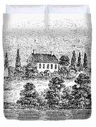 William Henry Harrison Duvet Cover
