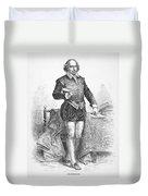 William Shakespeare Duvet Cover