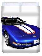 2004 Chevrolet Corvette C5 Duvet Cover