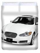 2009 Jaguar Xf Luxury Car Duvet Cover