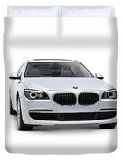 2010 Bmw 760li Individual Luxury Sedan Duvet Cover