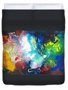 2010 Untitled Series #11 Duvet Cover
