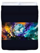 2010 Untitled Series #3  Duvet Cover
