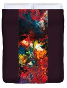 2010 Untitled Series #5 Duvet Cover
