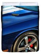 2011 Dodge Challenger 392 Hemi Srt8  Duvet Cover