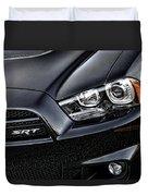 2012 Dodge Charger Srt8 Duvet Cover