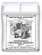 Sir Walter Raleigh Duvet Cover