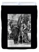 Louis Xiv (1638-1715) Duvet Cover