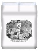 Foxe: Book Of Martyrs Duvet Cover