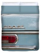 280 Se Duvet Cover