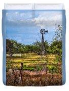 281 Family Farm Duvet Cover
