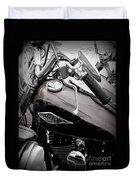 3 - Harley Davidson Series Duvet Cover