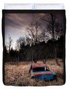1956 Chevy Duvet Cover