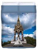 Albert Memorial Duvet Cover