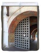 Ancient Gate Duvet Cover