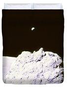 Apollo Mission 17 Duvet Cover