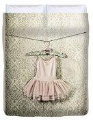 Ballet Dress Duvet Cover by Joana Kruse