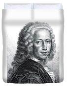 Bernhard Siegfried Albinus, Dutch Duvet Cover