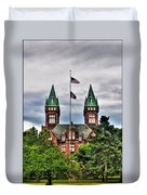 Buffalo Psychiatric Center Duvet Cover