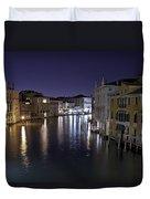 Canal Grande Duvet Cover