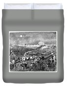 Civil War: Fredericksburg Duvet Cover