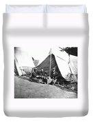 Civil War: Union Soldiers Duvet Cover
