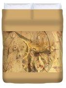 Clockwork Mechanism Duvet Cover