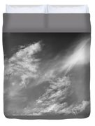 Cloud Imagery Duvet Cover