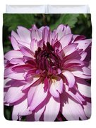 Dahlia Named Lauren Michelle Duvet Cover