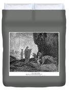Dante: Inferno Duvet Cover