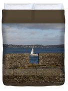 Falmouth Harbour  Duvet Cover
