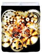 Gears Wheels Design  Duvet Cover