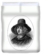 George Fox (1624-1691) Duvet Cover