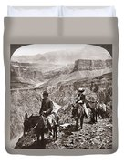 Grand Canyon: Sightseers Duvet Cover