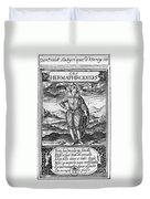 Henry IIi (1551-1589) Duvet Cover