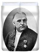Jean-martin Charcot, French Neurologist Duvet Cover