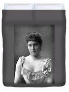 Lillie Langtry (1852-1929) Duvet Cover