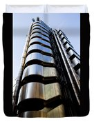 Lloyds Building Central London  Duvet Cover
